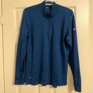 Nike Running Dry Fit Long Sleeve